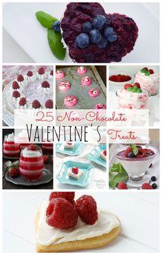 25 Non-Chocolate Valentine's Day Treats