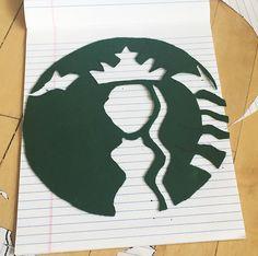 DIY Pumpkin Spice Latte Costume  Starbucks Halloween Costume