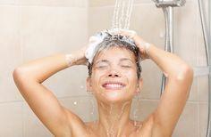 bli pigg – duscha på rätt sätt