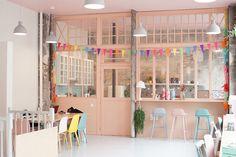 Coworkcrèche à Paris - Heju