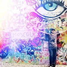 Eye love graffiti