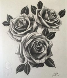 Image result for rose tattoos