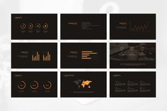 Vysha PowerPoint Template by Angkalimabelas on Creative Market