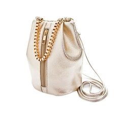 New Arrivals Women PU Leather Chain Handbag Shoulder Bags Bucket Tote Purse Satchel Women Messenger Bag Dec19
