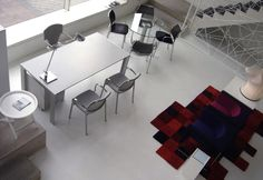 Office of the STUA Shop in Madrid,