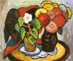 Gabriele Münter (German, 1877- 1962)