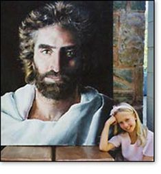 ... Akiane Kramarik, for her second visit. Akiane, in 2005 was just 11-years-old, had created masterpieces in both poetry and realist paintings.