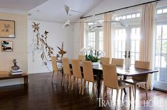 <p>2014 New Trad designer Kriste Michelini puts the finishing touches on her own family home (her fourth!) in Alamo, California</p>