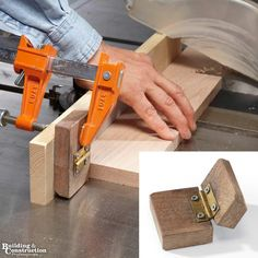 Straight from top pro woodworkers—ultra-clever tips for getting the most from your table saw.