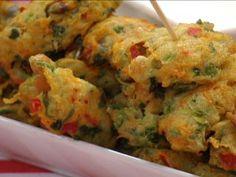 Recetas | Croquetas vegetarianas | Utilisima.com Veggie Recipes, Vegetarian Recipes, Cooking Recipes, Healthy Recipes, Healthy Dishes, Healthy Eating, Argentine Recipes, Macrobiotic Recipes, Good Food