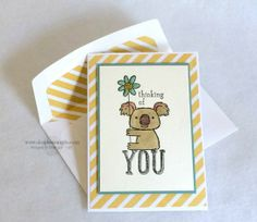 Cute little guy.... - Simple Stampin'
