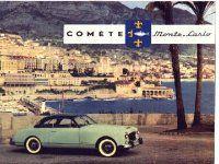 Monte Carlo 1  /  Mit Zustimmung des : Facel Vega Germany & Dr.Jürgen Kromer