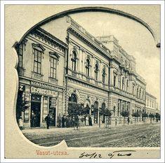 Békéscsaba On Old Postcards