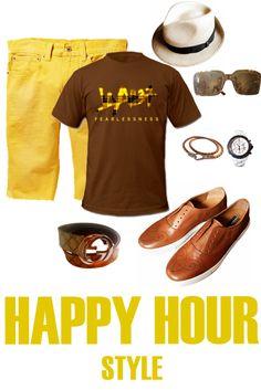 3ac405ea9a Tee-shirt Fashionist www.weare237.com Happy Hour style for men Belt by