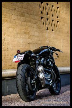 Harley Davidson Nightster 2009 By Rewheeled