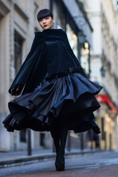 Fall 2016 Paris Fashion Week Street Style - Day 4 - March 2016