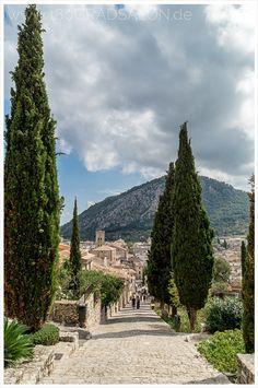 Pollenca auf Mallorca. Ausflug, Shopping und Sightseeing Tipps