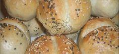Chlebové houstičky Bagel, Hamburger, Bread, Recipes, Food, Brot, Recipies, Essen, Baking
