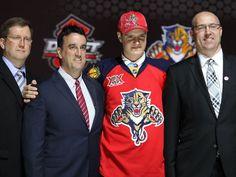 #2. Aleksander Barkov (center, Tappara/Finland) - Florida Panthers.