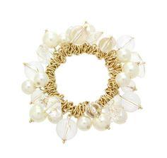 Lipsy Over Sized Pearl Bracelet