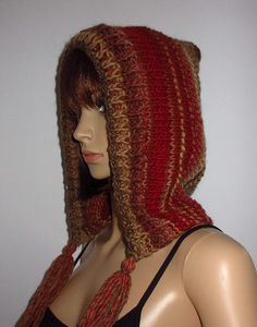 Style, Arts And Crafts, Knitting And Crocheting, Cowl, Hair Makeup, Swag, Outfits