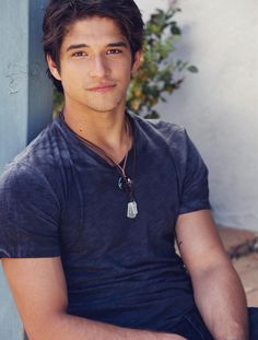Tyler Posey. My heart just stopped.