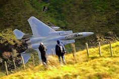 F15 low level, Mach Loop UK