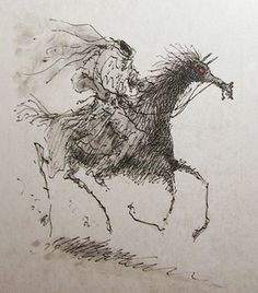 The Art of Sleepy Hollow - Oblood - L'univers de Tim Burton.
