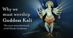 As the transforming power of time, she can usher us into a new era of global peace and understanding. by DR DAVID FRAWLEY @davidfrawleyved Ma Kali is the most misunderstood of all Hindu Goddesses, though she is often regarded as the most powerful. Kali's dark and fierce form is certainly intimidating and hard to fathom, …