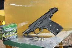 Neat looking gun. Loading that magazine is a pain! Get your Magazine speedloader today! http://www.amazon.com/shops/raeind