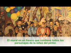 Murales de Diego Rivera en México DF Ap Spanish, Spanish Culture, Diego Rivera, Spanish Teacher, Spanish Classroom, Teaching Culture, Hispanic Art, Frida And Diego, Acrylic Painting Techniques