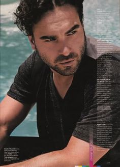 How hot is Leonard in real life?! Johnny Galecki - VERY!