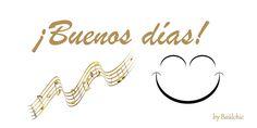 Empezamos el día como debe ser .... ¡Con un #buenosdias, con algo de #música y con una #sonrisa y si además tenemos pedidos que preparar para entregar, mejor aún! #frasedeldia #baulchic #felizmiercoles