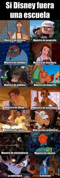 Memes chistosos escuela Ideas for 2019 Kawaii Disney, Disney Xd, Disney Memes, Disney And Dreamworks, Disney Love, Disney Pixar, Disney Quotes, Disney Ideas, Funny Spanish Memes