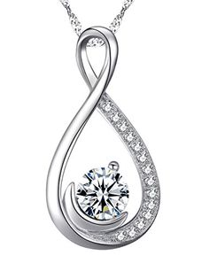 13mm x 7mm .01 cttw. Solid 925 Sterling Silver Simulated Birthstone Simulated Pearl /& Diamond Pendant