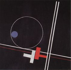 Bauhaus - László Moholy Nagy - Untitled Construction - 1922
