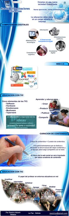 Resumen del Curso de Nuevas Alfabetizaciones Educativas www. educatek.net