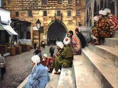 Osmanlı döneminden tablolar
