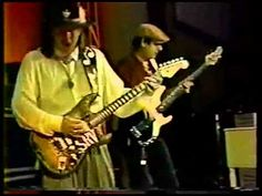 Stevie Ray Vaughan Live in Nashville 1987 - YouTube