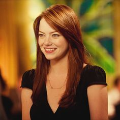 THE MAGNIFICENT MISS EMMA STONE,,SHE IS  PRICELESS..