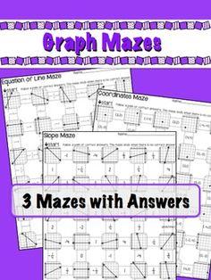 math worksheet : graphing slope intercept form worksheets  math aids com  : Math Worksheets Slope