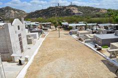 Idosa passa mal e morre dentro de Cemitério Público de Itaporanga   Gavião da Paraíba