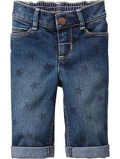 Printed Boyfriend Jeans for Baby | Old Navy