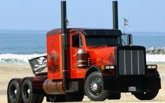 tracteur,  camion !