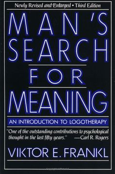 Man's Search for Meaning: Viktor E. Frankl #Books #Philosophy #Viktor_Frankl