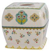 Found it at Wayfair - Sasha Bright Ceramic Tissue Holder