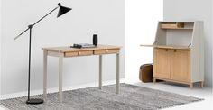 Shepperton Desk, Oak and Stone Grey Oak Desk, Grey Stone, Room, House, Furniture, Home Decor, Bedroom, Decoration Home, Home