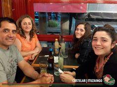 Así arrancamos el Fin de Semana en Lo de Carlitos Castelar / Ituzaingo!!! Gracias por venir amigos!!!