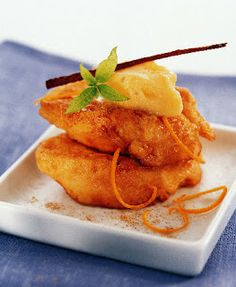 Your Spanish Recipes: Torrijas Madrileñas (Torrijas from Madrid)