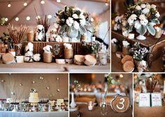 deco table mariage d hiver 30 idees magnifiques et elegantes